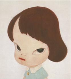 韓國化妝品疑抄襲插畫 當地裁判所反告奈良美智侵權